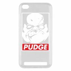 Чехол для Xiaomi Redmi 5a Pudge Obey
