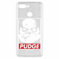 Чехол для Xiaomi Redmi 6 Pudge Obey