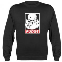 Реглан (свитшот) Pudge Obey - FatLine