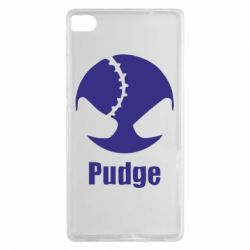 Чехол для Huawei P8 Pudge - FatLine
