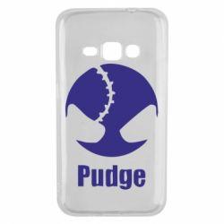 Чехол для Samsung J1 2016 Pudge - FatLine