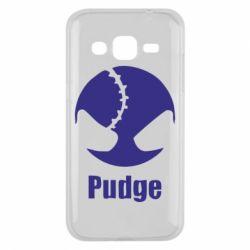 Чехол для Samsung J2 2015 Pudge - FatLine