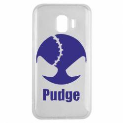 Чехол для Samsung J2 2018 Pudge - FatLine