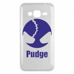 Чехол для Samsung J3 2016 Pudge - FatLine