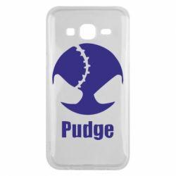 Чехол для Samsung J5 2015 Pudge - FatLine