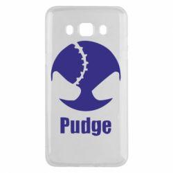 Чехол для Samsung J5 2016 Pudge - FatLine