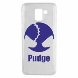 Чехол для Samsung J6 Pudge - FatLine