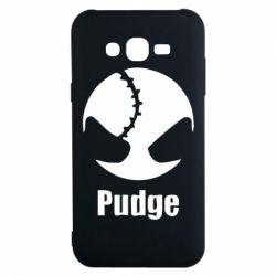 Чехол для Samsung J7 2015 Pudge - FatLine