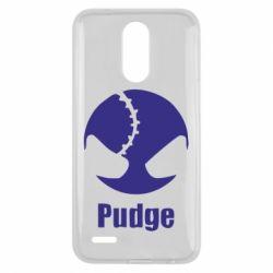 Чехол для LG K10 2017 Pudge - FatLine