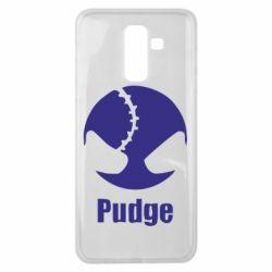 Чехол для Samsung J8 2018 Pudge - FatLine