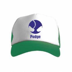 Дитяча кепка-тракер Pudge