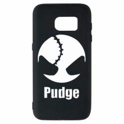 Чехол для Samsung S7 Pudge - FatLine