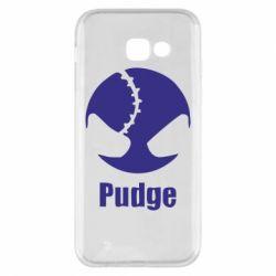 Чехол для Samsung A5 2017 Pudge - FatLine