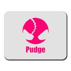 Коврик для мыши Pudge - FatLine