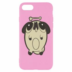 Чохол для iPhone 8 Pug and bone