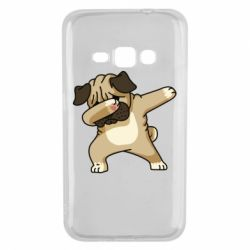 Чохол для Samsung J1 2016 Pug Swag