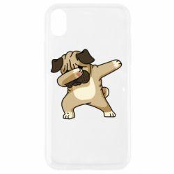 Чохол для iPhone XR Pug Swag