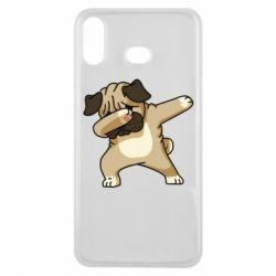 Чохол для Samsung A6s Pug Swag