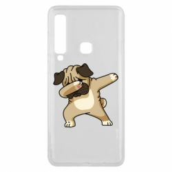 Чохол для Samsung A9 2018 Pug Swag