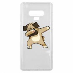 Чохол для Samsung Note 9 Pug Swag