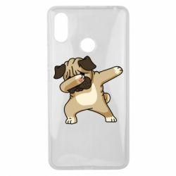 Чохол для Xiaomi Mi Max 3 Pug Swag