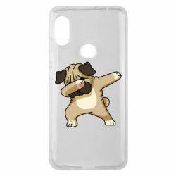 Чохол для Xiaomi Redmi Note Pro 6 Pug Swag