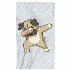 Рушник Pug Swag