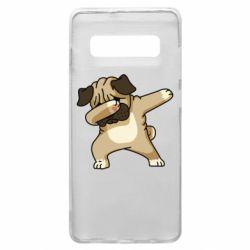 Чохол для Samsung S10+ Pug Swag
