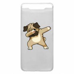 Чохол для Samsung A80 Pug Swag