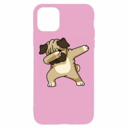Чохол для iPhone 11 Pro Max Pug Swag