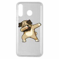 Чохол для Samsung M30 Pug Swag