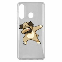 Чохол для Samsung M40 Pug Swag