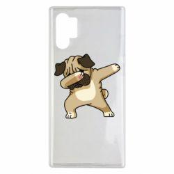 Чохол для Samsung Note 10 Plus Pug Swag