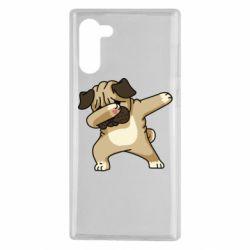Чохол для Samsung Note 10 Pug Swag