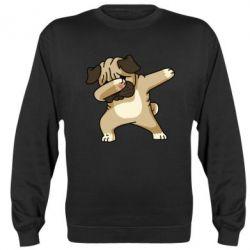 Реглан (світшот) Pug Swag