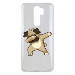 Чохол для Xiaomi Redmi Note 8 Pro Pug Swag