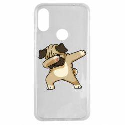 Чохол для Xiaomi Redmi Note 7 Pug Swag
