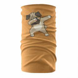 Бандана-труба Pug Swag