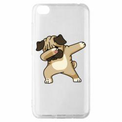 Чохол для Xiaomi Redmi Go Pug Swag