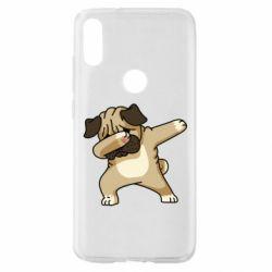Чохол для Xiaomi Mi Play Pug Swag