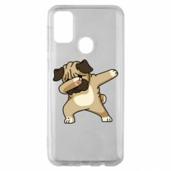 Чохол для Samsung M30s Pug Swag