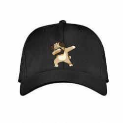 Купить Детская кепка Pug Swag, FatLine