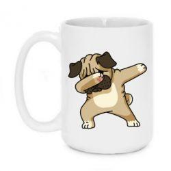 Кружка 420ml Pug Swag
