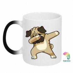 Кружка-хамелеон Pug Swag