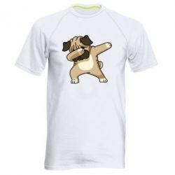 Чоловіча спортивна футболка Pug Swag