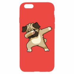 Чохол для iPhone 6/6S Pug Swag