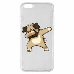 Чохол для iPhone 6 Plus/6S Plus Pug Swag