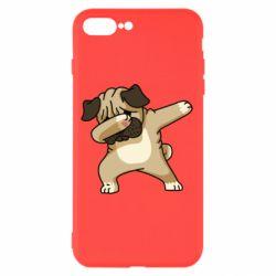 Чохол для iPhone 7 Plus Pug Swag