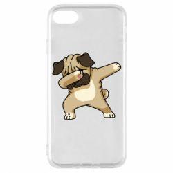 Чохол для iPhone 8 Pug Swag