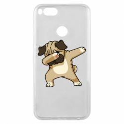 Чохол для Xiaomi Mi A1 Pug Swag